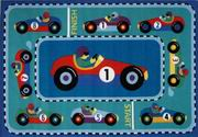 Fun Rugs Olive Kids Vroom Rug [OLK-053]