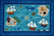 Fun Rugs Olive Kids Pirates Rug [OLK-055]