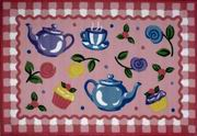 Fun Rugs Olive Kids Tea Party Rug [OLK-056]