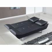 Global Furniture PVC Sofabed [SB012-BR]