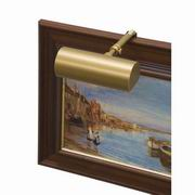 "House of Troy Contemporary 5"" Gold Picture Light [C5-1]"