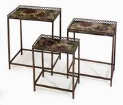 Imax, Maniera Nesting Tables - Set of 3 (12204-3)