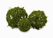 Imax, Topiary Spheres- Set of 3 (29140-3)