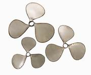 Imax, Pelham Propeller Wall Decor - Set of 3 (47253-3)
