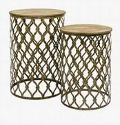 Imax, Maridell Nesting Tables - Set of 2 (87335-2)