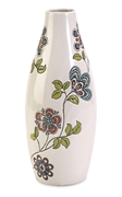 Imax, Valona Small Hand Painted Vase (87509)