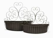 Imax, Avellino Wall Planter - Set of 2 (88472-2)