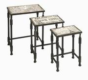 Imax, Knoxlin Nesting Tables Set of 3 (97249-3)