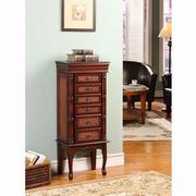 Nathan Direct Mandalay Bay 6 Drawer Jewelry Armoire [J1003ARM-M]