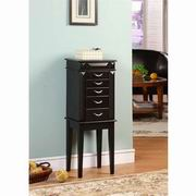 Nathan Direct Granada 5 Drawer Jewelry Armoire [J1005ARM-S]