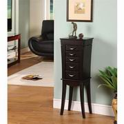 Nathan Direct Eiffel Tower 5 Drawer Jewelry Armoire [J1011ARM-S]