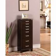 Nathan Direct St. Ives 7 Drawer Jewelry Armoire
