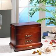 Nathan Direct Porter 3 Drawer Jewelry Box