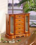 Nathan Direct London 2 Door Jewelry Box