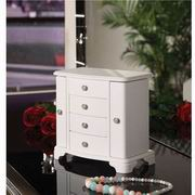 Nathan Direct Snow 2 Door Jewelry Box