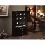Nathan Direct Exquisite 17 watch winder (9 winders and 8 regular watches cushions)