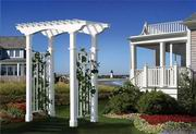 Newport Arbor with Trim Kit VA84028 image