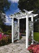 Fairfield Arbor with Trim Kit VA84228 image