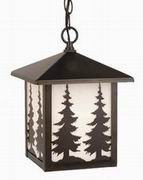 Vaxcel Yosemite Outdoor Pendant in Burnished Bronze (OD33486BBZ)