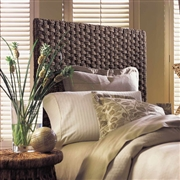Padma's Plantation Basket Weave Headboard - Twin