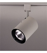 PLC Lighting 1 Light Cylinder Track Fixture [TR305S]