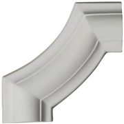 Ashford Smooth Panel Molding Corner PML04X04AS
