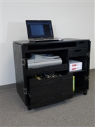 Express Compact Office Cabinet