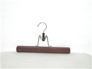 Proman Poducts, Trouser/Skirt Hanger Mahogany [TRU8840]
