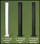 Post-to-Post-Style-Aluminum-Newel-Posts-Standard-Post-to-Post