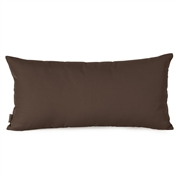 Howard Elliott Starboard Chocolate Kidney Pillow