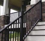 Series-100,-Afco-Aluminum-Railing-Kits-[Adjustable-Stair]-S100[ADJ-stair]