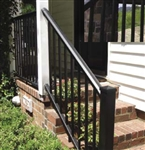 Series-100,-Afco-Aluminum-Railing-Kits-[Fixed-Angle-Stair]-S100[Fxd-stair]