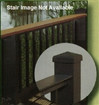 Series-200,-Aluminum-Deck-Board-Railing-Kits-[Fixed-Angle-Stair]-S200[Fxd-stair]