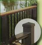 Series-200,-Aluminum-Deck-Board-Railing-Kits-[STRAIGHT]-S200[LVL]
