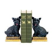 Sterling Pair Baron Bookends 33786