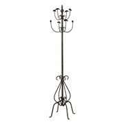 Sterling Coat Stand In Paso Fundo Bronze