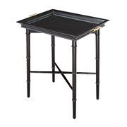 Sterling Piccadilly Tray Table-Ebony
