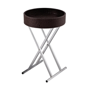 Sterling Felton Tray Table - Chocolate