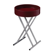 Sterling Felton Tray Table - Red