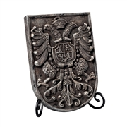 Sterling Coat Of Arms Plaque