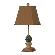 Sterling Topiary Tree Accent Lamp