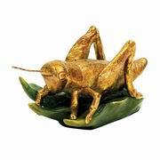 Sterling Sterling Lucky Cricket Decorative Display Accessory