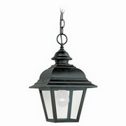 Bancroft 1-Light Outdoor Pendant Fixture