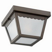 Sea Gull Lighting 1-Light Outdoor Ceiling Fixture