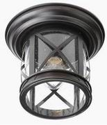 Trans Globe Lighting, [5128] 1 Light Flush-mount