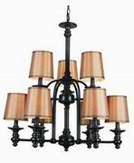 Trans Globe Lighting, [9629] 9 Light Chandelier
