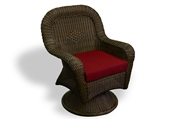 Additional Lexington Swivel Rocking Dining Chair  - Java