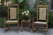 Tortuga Traditional Wooden Rocking Chairs [TRC] (TRC)