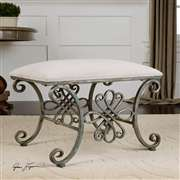 Uttermost  Yvanna Small Bench