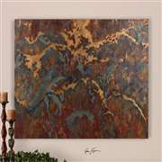 Uttermost  Stormy Night Abstract Wall Art